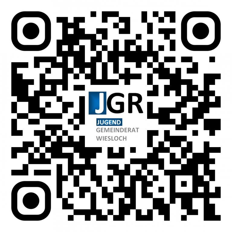 QR-Code zum Instagram-Auftritt des JGR Wiesloch